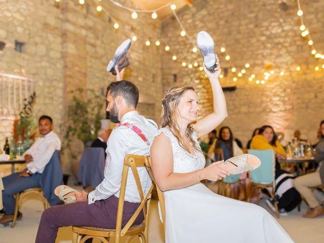 Le mariage de Wiliam et Valerie à Grignan, Drôme 136