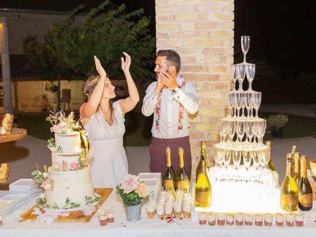 Le mariage de Wiliam et Valerie à Grignan, Drôme 142