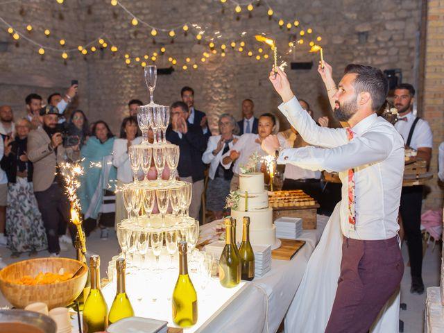Le mariage de Wiliam et Valerie à Grignan, Drôme 143