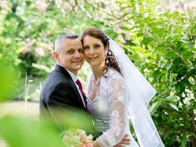 Le mariage de Nathalie et Didier