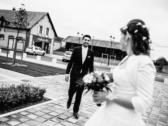 Le mariage de Matthieu et Alexandra à Mignières, Eure-et-Loir 1