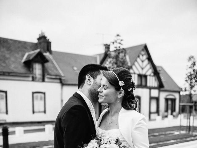 Le mariage de Matthieu et Alexandra à Mignières, Eure-et-Loir 5
