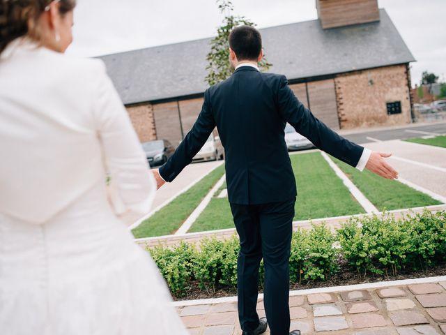 Le mariage de Matthieu et Alexandra à Mignières, Eure-et-Loir 2