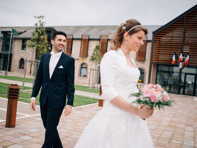 Le mariage de Matthieu et Alexandra à Mignières, Eure-et-Loir 7