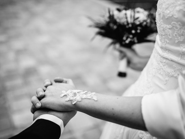 Le mariage de Matthieu et Alexandra à Mignières, Eure-et-Loir 10