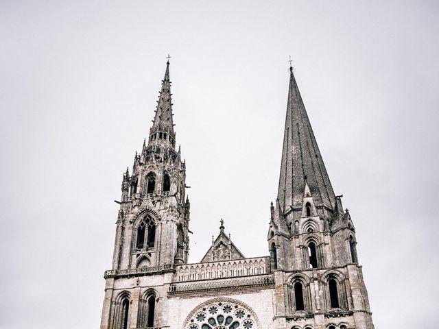 Le mariage de Matthieu et Alexandra à Mignières, Eure-et-Loir 12