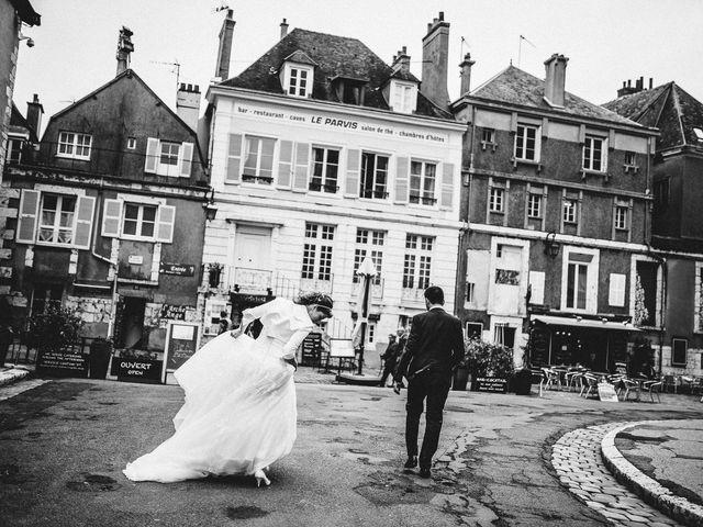 Le mariage de Matthieu et Alexandra à Mignières, Eure-et-Loir 15