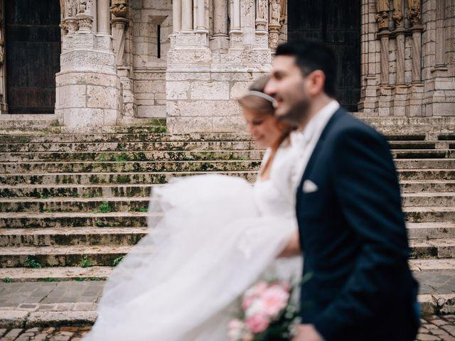 Le mariage de Matthieu et Alexandra à Mignières, Eure-et-Loir 16