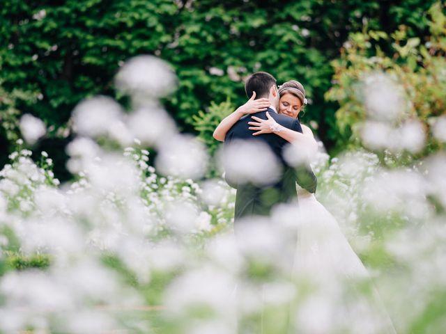 Le mariage de Matthieu et Alexandra à Mignières, Eure-et-Loir 17
