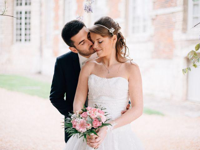 Le mariage de Matthieu et Alexandra à Mignières, Eure-et-Loir 23