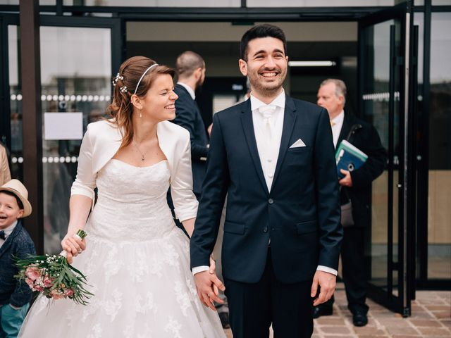 Le mariage de Matthieu et Alexandra à Mignières, Eure-et-Loir 32