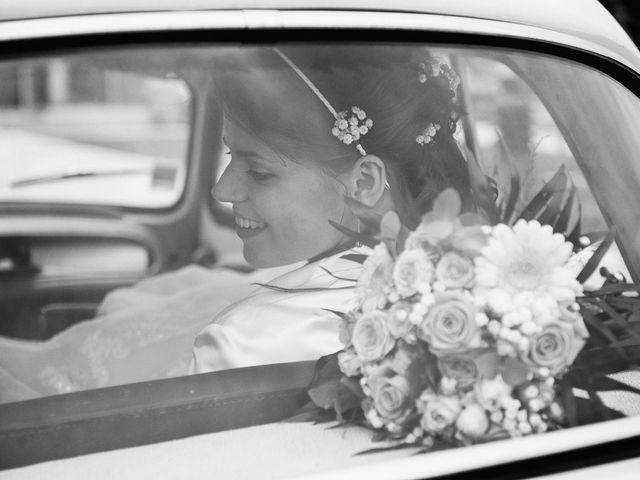 Le mariage de Matthieu et Alexandra à Mignières, Eure-et-Loir 35