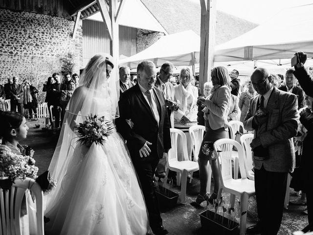 Le mariage de Matthieu et Alexandra à Mignières, Eure-et-Loir 53