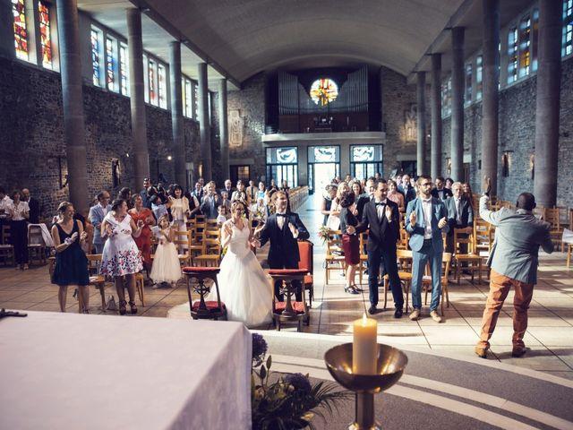 Le mariage de Vincent et Charlotte à Besançon, Doubs 16