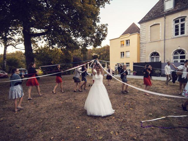 Le mariage de Vincent et Charlotte à Besançon, Doubs 18