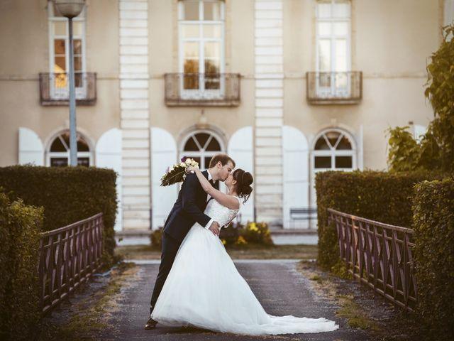 Le mariage de Charlotte et Vincent