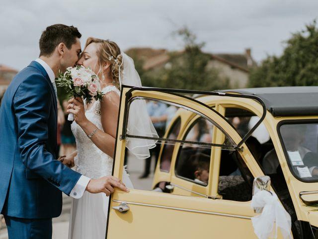 Le mariage de Renaud et Florence à Blond, Haute-Vienne 18