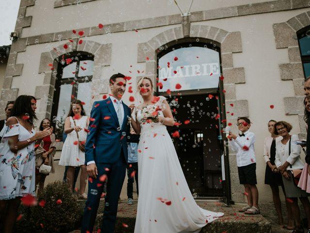 Le mariage de Renaud et Florence à Blond, Haute-Vienne 1