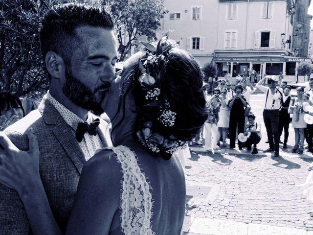 Le mariage de Loïs et Charlotte à Fréjus, Var 15