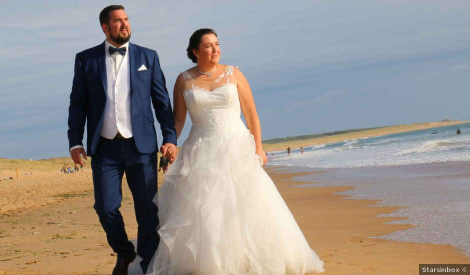 Le mariage de Romain et Sabrina à La Châtaigneraie, Vendée