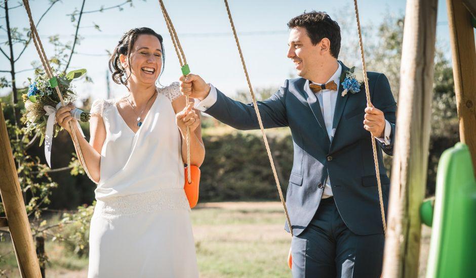 Le mariage de Damien et Nelly à Valréas, Vaucluse