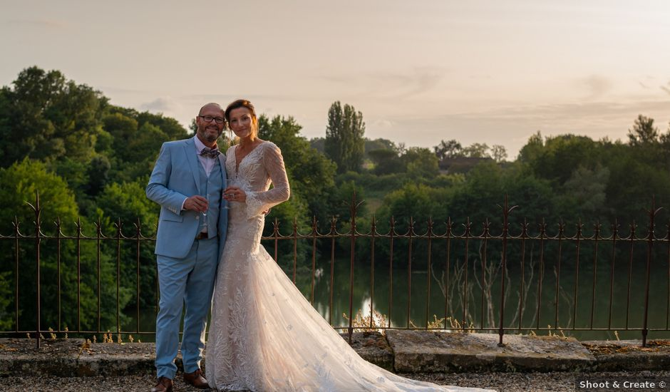 Le mariage de Stéphane et Iryna à Frontenac, Gironde