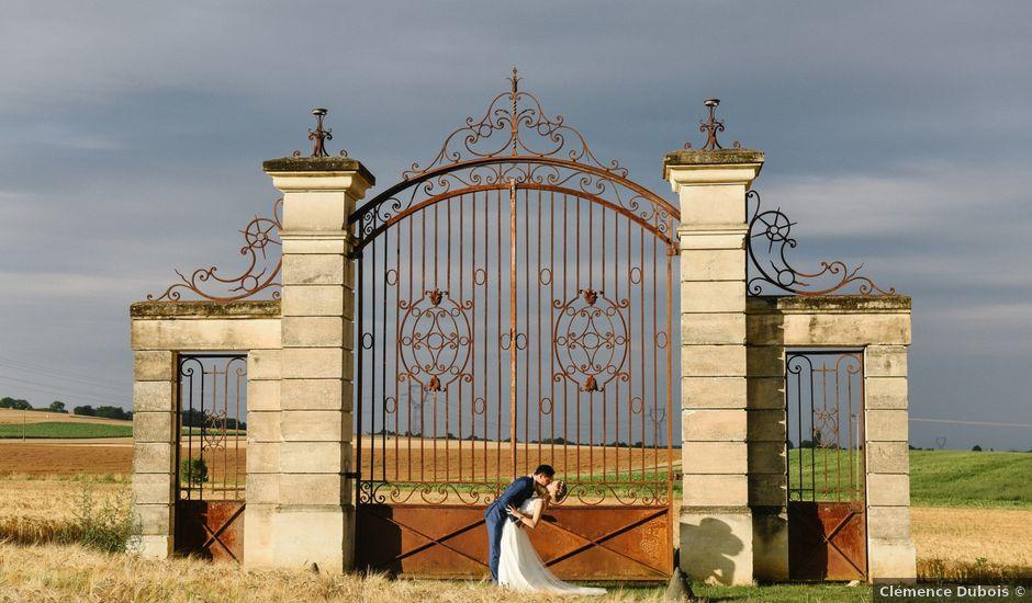 Le mariage de Wing et Lucie à Châtenay-sur-Seine, Seine-et-Marne