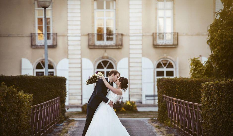 Le mariage de Vincent et Charlotte à Besançon, Doubs