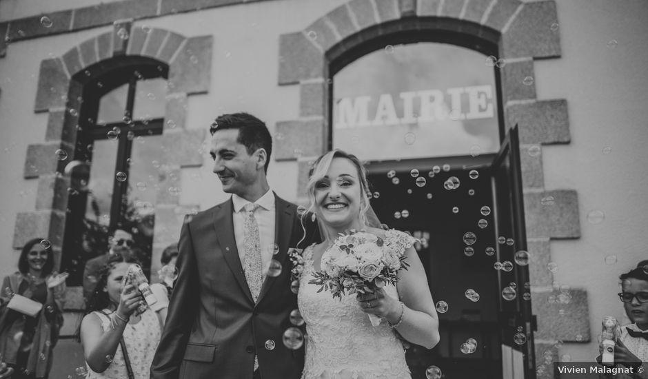 Le mariage de Renaud et Florence à Blond, Haute-Vienne