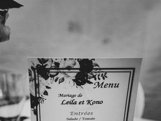 Le mariage de Leïla et Kono 2