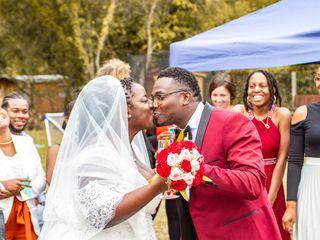 Le mariage de Leïla et Kono