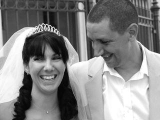 Le mariage de Stéphanie et Elvio
