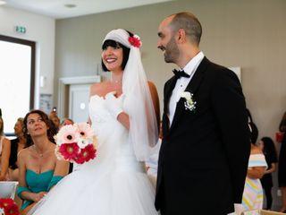 Le mariage de Aurélie et Dhiab