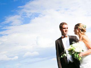 Le mariage de Pénélope et Kévin