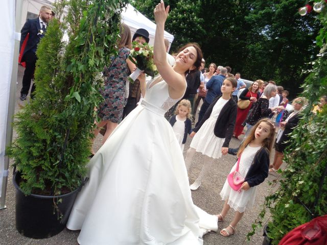 Le mariage de Renaud et Lolita à Fougerolles, Haute-Saône 3