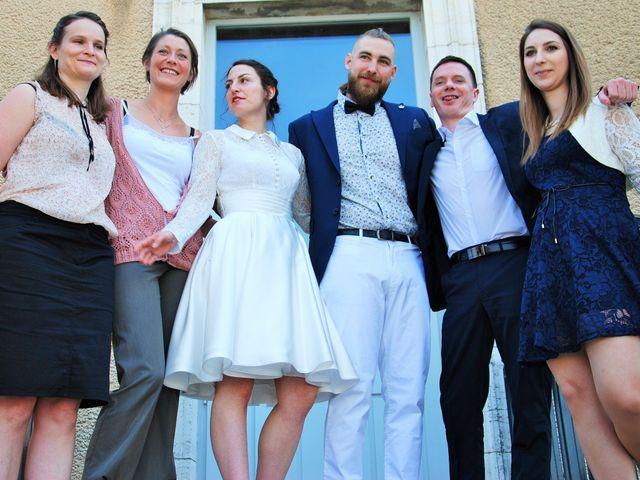 Le mariage de Renaud et Lolita à Fougerolles, Haute-Saône 5