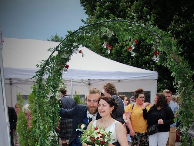 Le mariage de Renaud et Lolita à Fougerolles, Haute-Saône 8
