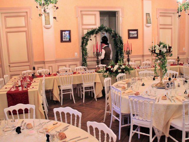 Le mariage de Renaud et Lolita à Fougerolles, Haute-Saône 21