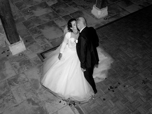 Le mariage de Kévin et Cassandra à Saint-Benoît, Vienne 9