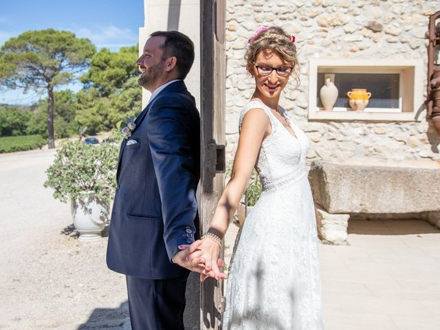 Le mariage de Frédéric et Marie à Narbonne, Aude 12