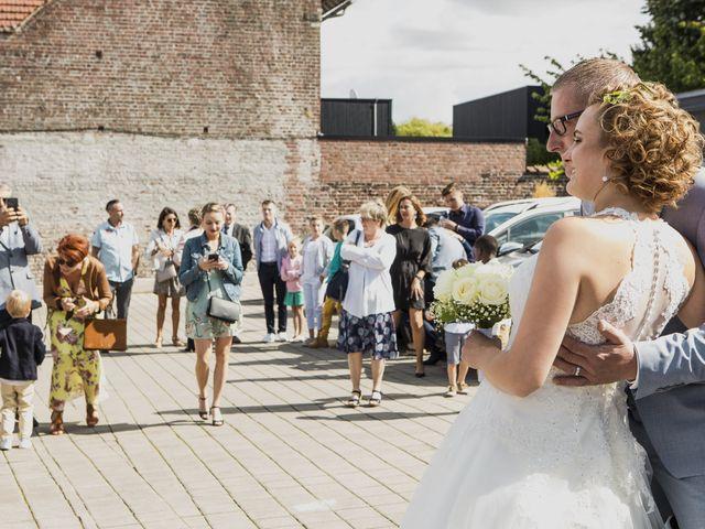 Le mariage de Jeremy et Justine à Toufflers, Nord 6