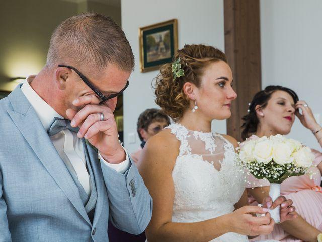 Le mariage de Jeremy et Justine à Toufflers, Nord 8