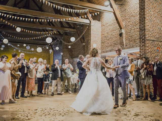 Le mariage de Jeremy et Justine à Toufflers, Nord 23