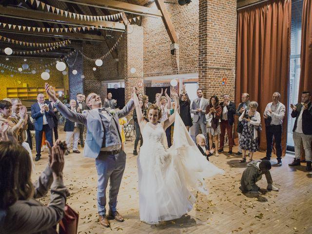 Le mariage de Jeremy et Justine à Toufflers, Nord 24