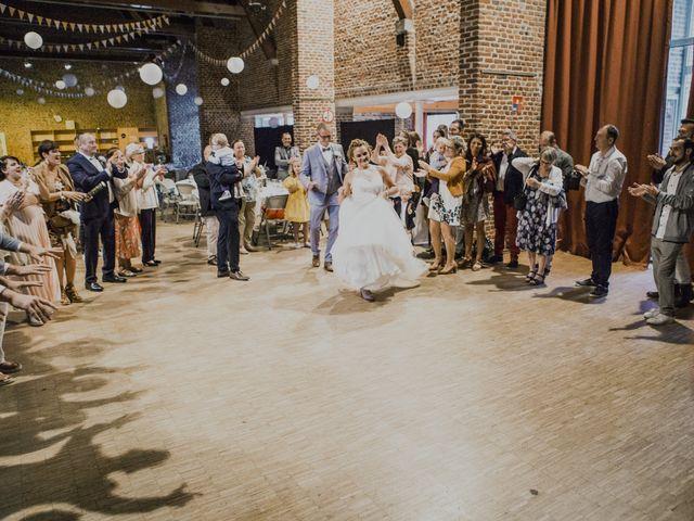 Le mariage de Jeremy et Justine à Toufflers, Nord 25