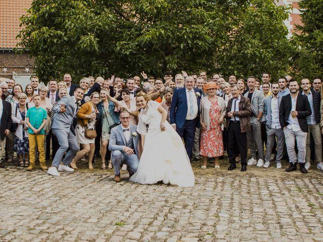 Le mariage de Jeremy et Justine à Toufflers, Nord 27
