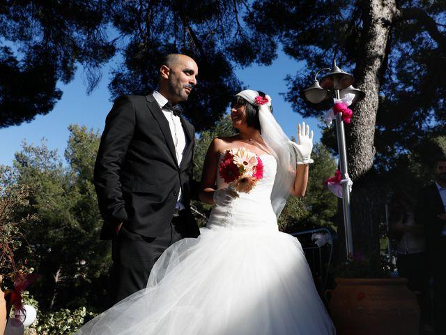 Le mariage de Dhiab et Aurélie à Martigues, Bouches-du-Rhône 56