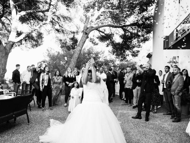 Le mariage de Dhiab et Aurélie à Martigues, Bouches-du-Rhône 90