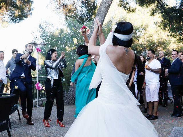 Le mariage de Dhiab et Aurélie à Martigues, Bouches-du-Rhône 92