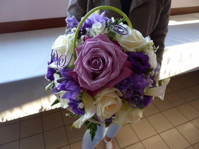 Le mariage de Damien et Christelle à Campagnolles, Calvados 3
